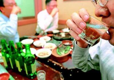 Как научиться пить алкоголь