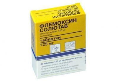 лечение хеликобактер пилори флемоксин солютаб вильпрафен
