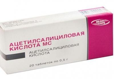 Ацетилсалициловая кислота после алкоголя