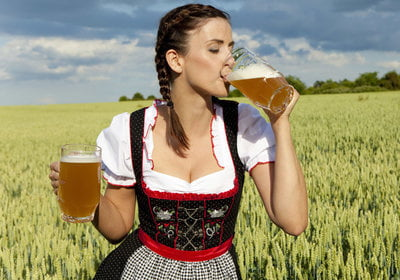 Как влияет частое употребление пива на женский организм